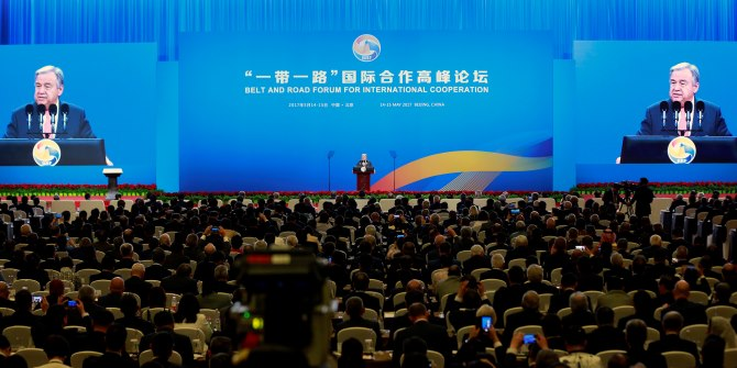 India should reconsider its decision not to participate in the Belt and Road Initiative