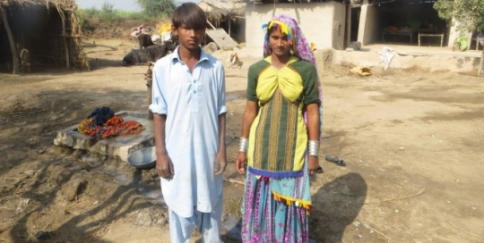 Stolen childhoods: The dilemma of child marriage in rural Sindh