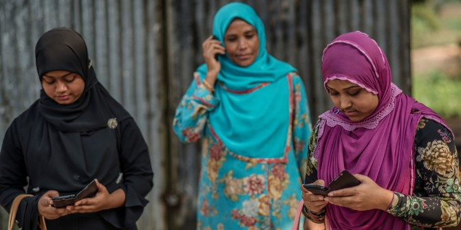 Addressing the migrant skills gap in Bangladesh through mobile and e-learning solutions
