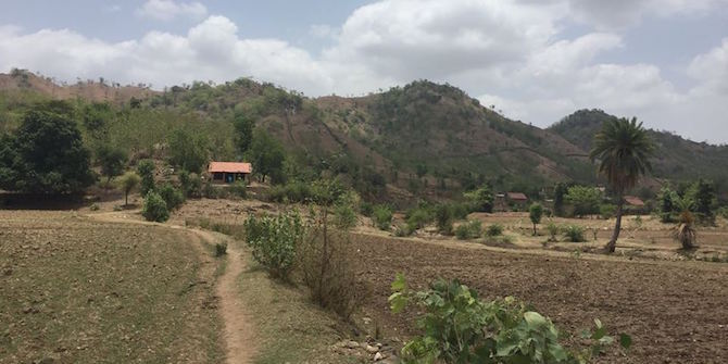 The case for profit: Entrepreneurial approaches to addressing India's agrarian crisis