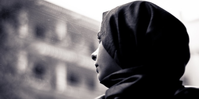 Book Review: Islamophobia and Securitization: Religion, Ethnicity and the Female Voice by Tania Saeed