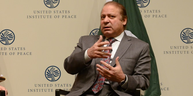The disqualification of Pakistan's Prime Minister is a positive step for democracy
