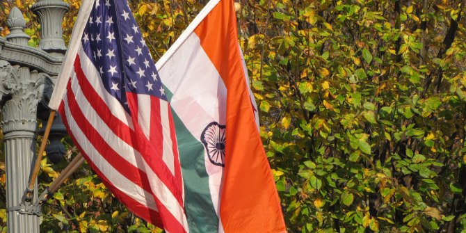 India's choice: The United States and the end of non-alignment