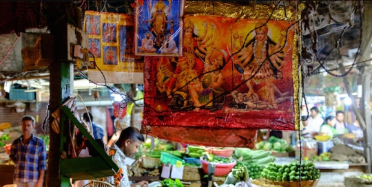 Cultural appropriation: Analysing the use of Hindu symbols within consumerism
