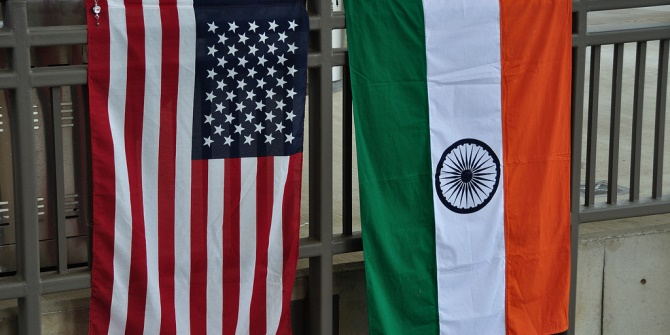 Book Review: The US Pivot and Indian Foreign Policy: Asia's Evolving Balance of Power by Harsh V. Pant and Yogesh Joshi