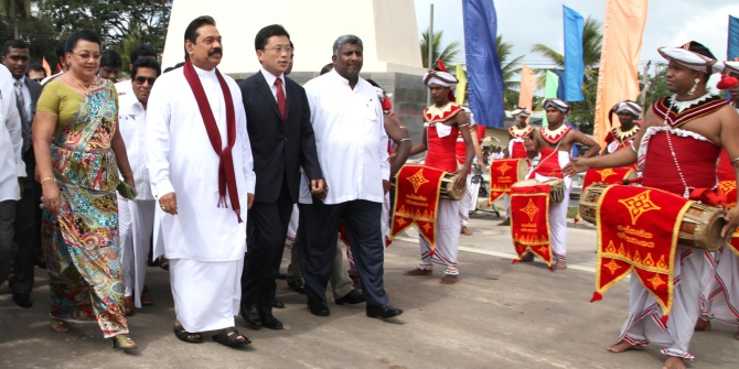 China is Sri Lanka's biggest source of FDI, but there is room for more