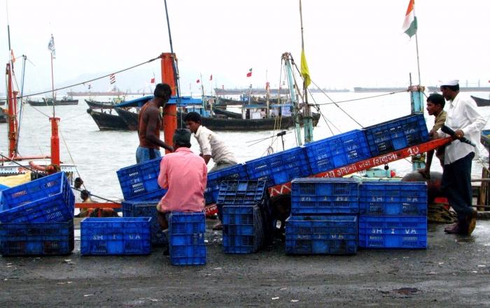 Mumbai's Sassoon Docks, a reflection of changing times