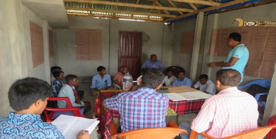 Understanding the Effectiveness of Union Parishad Standing Committee: A Perspective on Bangladesh