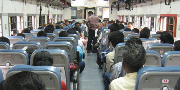 High-Speed Trains in India: implications for domestic aviation