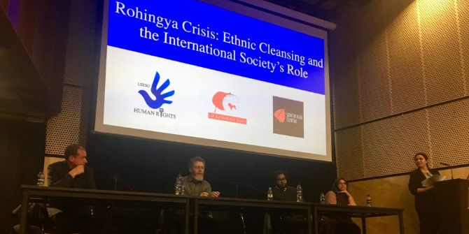 Rohingya: Ethnic Cleansing and the International Community's Response