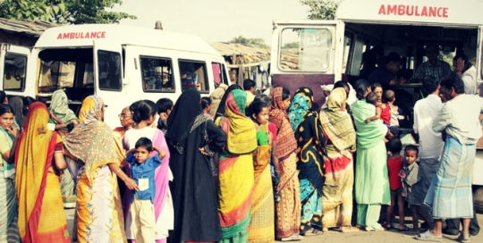 India's skewed medical ratio
