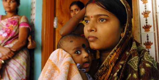 Child malnutrition in India: Using data moreeffectively