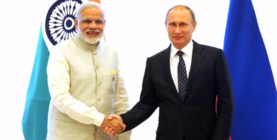 India-Russia relationsareevolvingand strengthening