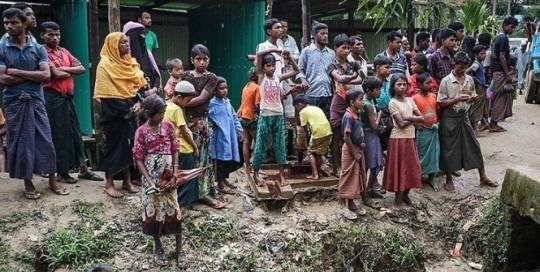 'A life of football': The vulnerabilities of Rohingya caught between Myanmar and Bangladesh