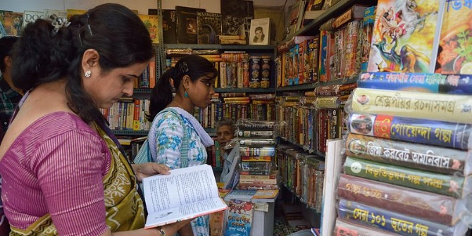 """""""The fact that the entire trade market of the publishing industry is still predominantly in the hands of men, means that there has to be a very concerted effort to shift that balance""""– Ritu Menon"""