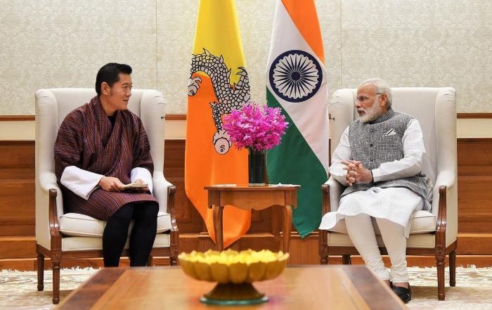 Running hot and cold: Bhutan-India-China relations