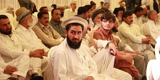 Pakistan's 'Pashtun Spring' faces off against a colonial-era