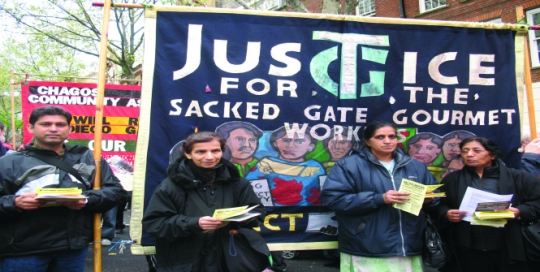 """Sundari Anitha and Ruth Pearson on """"Striking Women: Struggles and Strategies of South Asian Women Workers from Grunwick to Gate Gourmet"""" (Part 2)"""