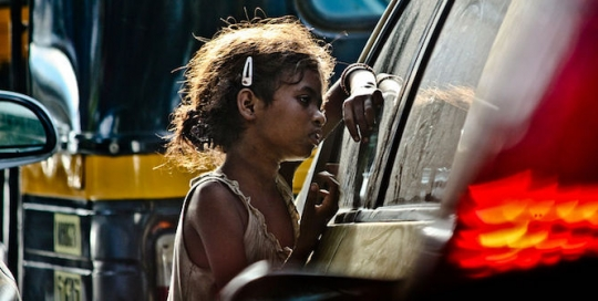 Increasing inequality in India: a silent subject?