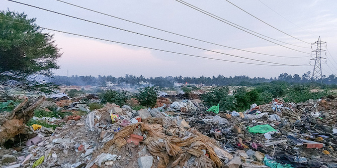 Book Review: Waste of a Nation: Garbage and Growth in India by Assa Doron and Robin Jeffrey