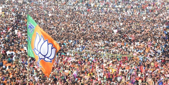 The Rise of BJP's 'Overseas Friends'