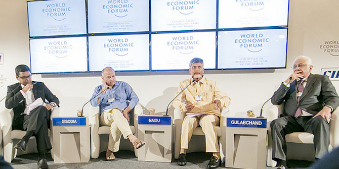 India's global outreach from the regional level