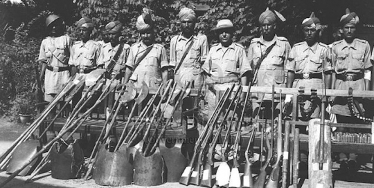 The Punjab partition: when protectors become perpetrators