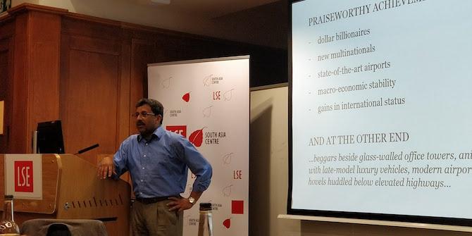 Broken Ladder: Anirudh Krishna workshop report