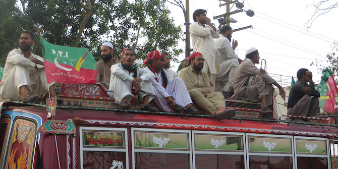 The electoral victory of Imran Khan: diffusing the dynasties of control in Pakistan?