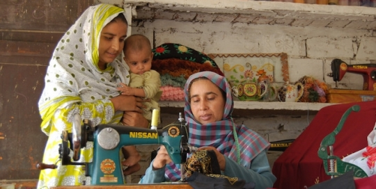 Alleviating rural poverty through alternative means of livelihood development