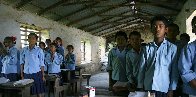Combating the learning crisis in South Asia