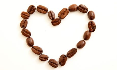 Britain's love affair with coffee shows no sign of abating.