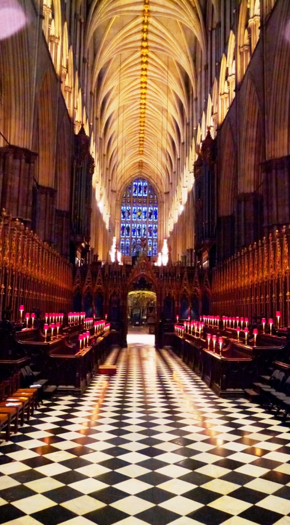 LSE exclusive_ empty Westminister Abbey_blog
