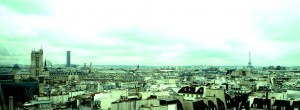 view from Pompidou Betty