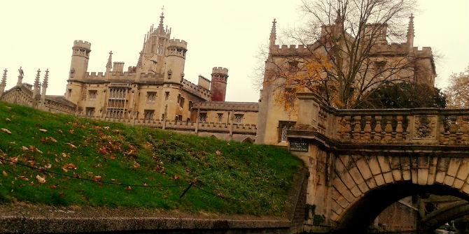 Cambridge Day Trip