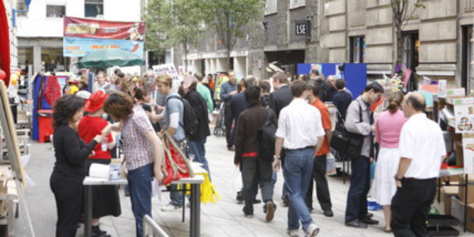 Guest blog: LSE – A frank, personal account