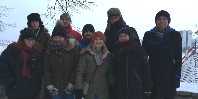 Tallinn University Winter School