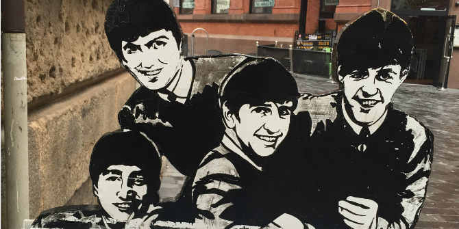 A Pilgrimage to the City of the Beatles