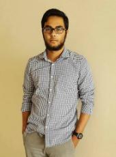Picture of Mustafa. undergraduate student