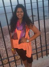 Picture of undergraduate student Sakshi