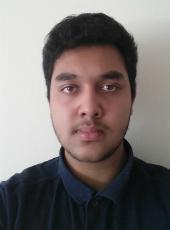 Picture of undergraduate student Shadman