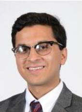 Profile of Shivam, graduate student