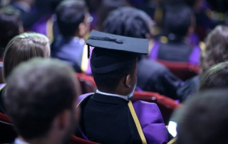 LSE graduation ceremony