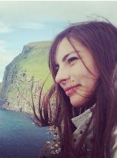 Photo of alum blogger Marina
