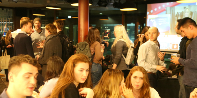 LSE Students' Union US Election Night Event