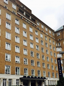 Bankside House, one of LSE's halls of residence