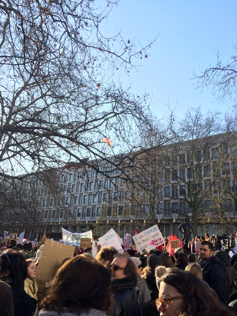 Women's March London