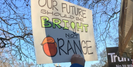 Student Perspectives on the Women's March: Leilani
