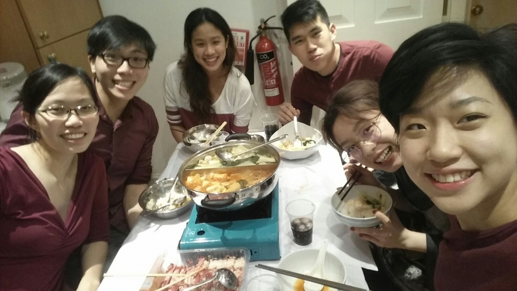 Photo from Berenice's Chinese New Year celebrations