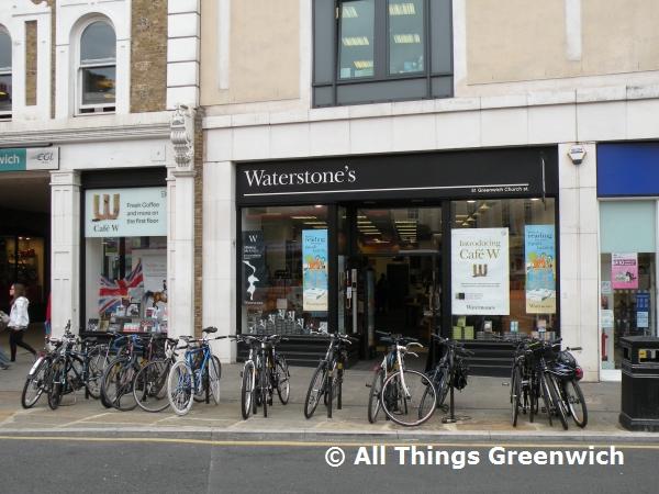 Waterstones Greenwich